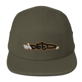 U7 Indeed. 5 Panel Cap