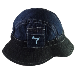 U7 FLEX (DENIM) BUCKET HAT