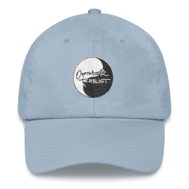 "U7 Yin ""OR"" Yang (Dad Hat)"