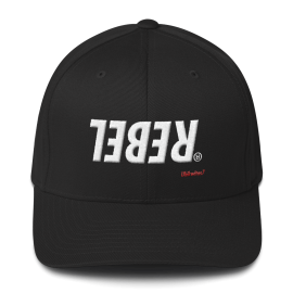 Ubikwitas7 U7 Rebelz Fitted Cap