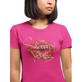 Sincerely Yours - U7 Women's T Shirt