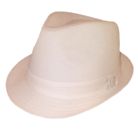U7 LEVEL-HEADED - FEDORA/TRILBY HAT