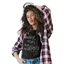 Blame It On The Boogie - Unisex T-Shirt
