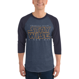 U7 Stay Wise 3/4 Sleeve Shirt