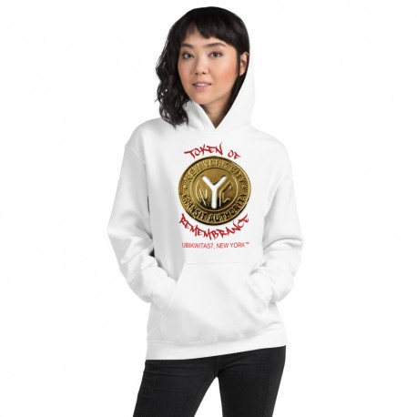 U7NY Token Of Remembrance Unisex Hoodie